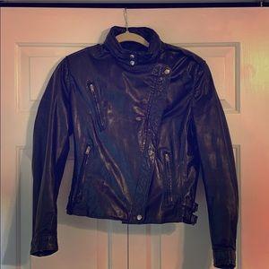 Jackets & Blazers - Super Vintage Genuine leather jacket
